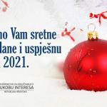 Želimo Vam sretne blagdane i uspješnu Novu 2021.